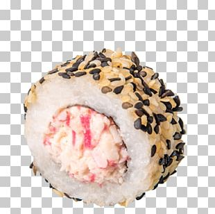 California Roll Ice Cream Sushi 07030 Flavor PNG