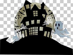 Haunted House Room Mansion Ghost PNG