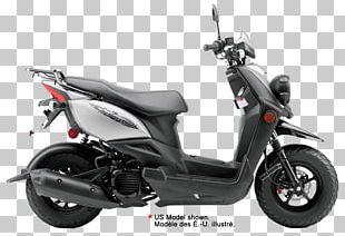 Scooter Yamaha Motor Company Yamaha Zuma 125 Motorcycle PNG