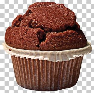 Cupcake Chocolate Cake Muffin Chocolate Brownie PNG