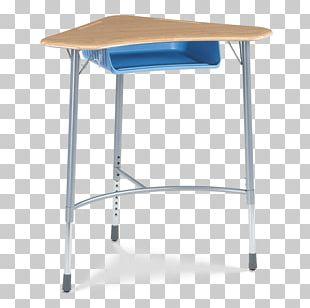 Standing Desk School Table PNG