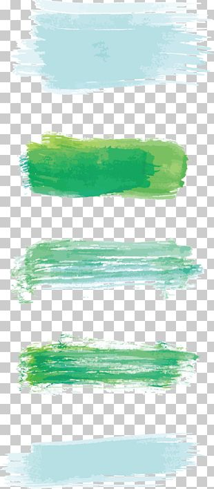 Watercolor Painting Brush Ink PNG