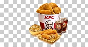 French Fries McDonald's Chicken McNuggets KFC Fast Food Junk Food PNG