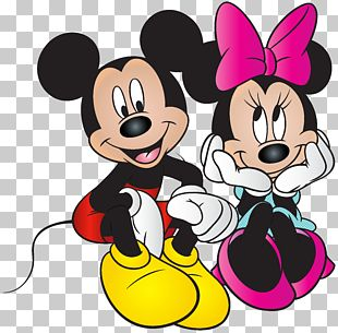 Mickey Mouse Minnie Mouse Donald Duck Goofy Daisy Duck PNG