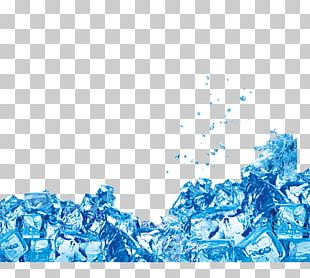 Cocktail Ice Cube PNG