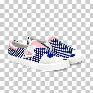 Sneakers Polka Dot Slip-on Shoe Sportswear PNG