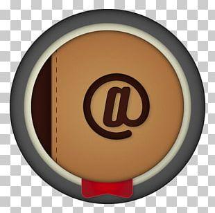 Orange Circle Symbol PNG