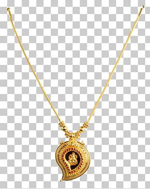 Locket Necklace Jewellery Kundan Mangala Sutra PNG