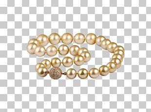Pearl Body Jewellery Material Bracelet PNG