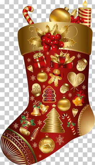 Christmas Santa Claus Wish New Year Happiness PNG