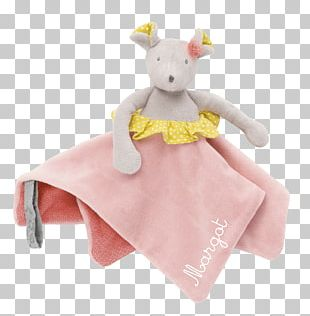 Comforter Child Moulin Roty Computer Mouse Toy PNG