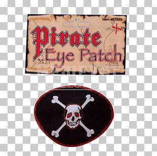 Eyepatch Piracy Logo Font PNG