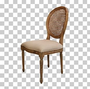 Chair Furniture Rattan Dining Room PNG