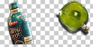 Ramen Glass Bottle Miso Broth PNG