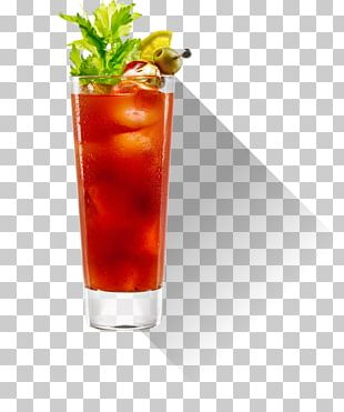 Bloody Mary Cocktail Tomato Juice Vodka Sea Breeze PNG