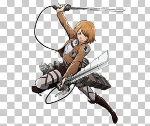 Eren Yeager Attack On Titan A.O.T.: Wings Of Freedom Mikasa Ackerman Armin Arlert PNG