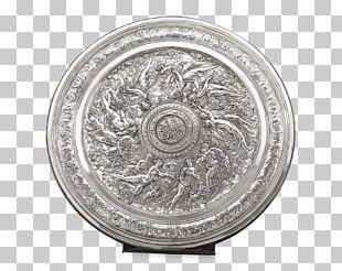 Silver Victoria And Albert Museum Elkington & Co. Métal Argenté Metal PNG