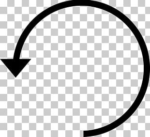 Arrow Computer Icons Clockwise Circle PNG