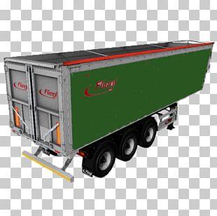 Farming Simulator 17 Fliegl Fahrzeugbau GmbH Semi-trailer Truck Dolly PNG