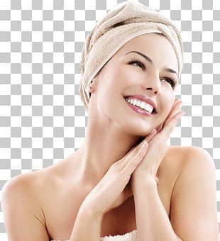 Spa Facial Bathing Skin Care Woman PNG