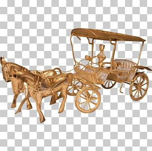 Horse And Buggy Chariot Cart Carriage PNG