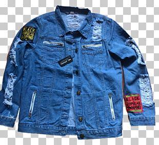 Jean Jacket Denim Hoodie Jeans PNG