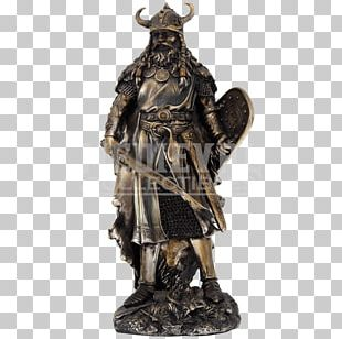 Viking Age Arms And Armour Warrior Knight Statue PNG