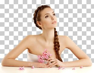 Beauty Parlour Woman Lip Balm Cosmetics PNG
