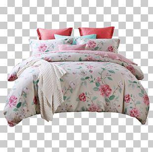 Bed Sheet Blanket Bedding PNG