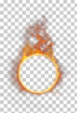 Fire Flame Combustion Light PNG