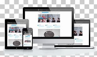 Responsive Web Design Web Development PNG