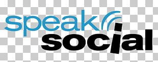 Social Media Marketing Logo Speak Social Social Media Marketing PNG