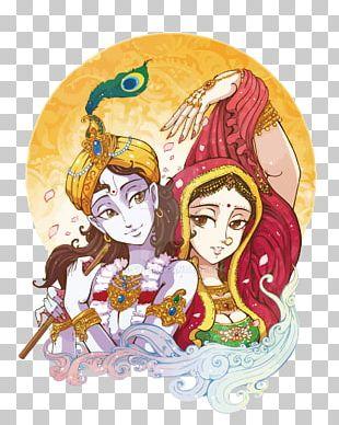 Krishna Janmashtami Radha Krishna Hinduism PNG