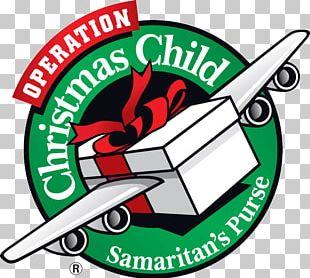 Samaritan's Purse Child Christmas Gift Donation PNG