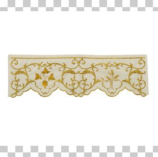 Altar Cloth Alb Embroidery Lace PNG
