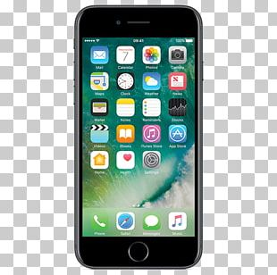 IPhone 7 Plus Apple Telephone Mobile Service Provider Company PNG