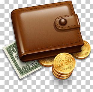 Money Bag Wallet PNG