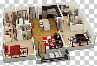 The Courtney At Universal Boulevard Altamonte Springs Floor Plan House Apartment PNG