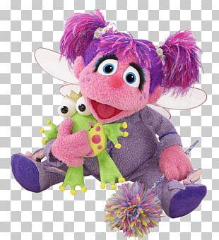 Abby Cadabby Mr. Snuffleupagus Big Bird Elmo Grover PNG