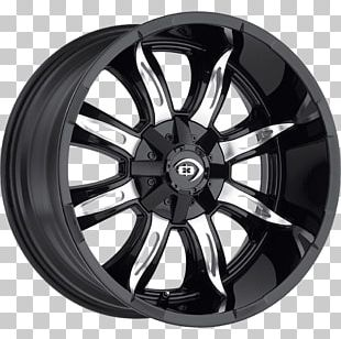 Wheel Sizing Rim Car Tire PNG