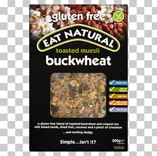 Muesli Breakfast Cereal Gluten-free Diet Buckwheat PNG