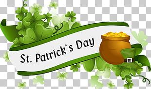 Saint Patricks Day Banner