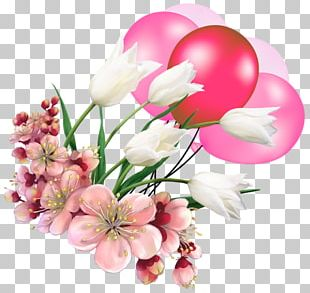 Floral Design Desktop Flower Bouquet Cut Flowers PNG