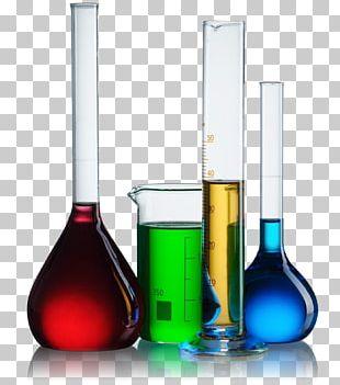 Laboratory Flasks Chemistry Laboratory Glassware Beaker Erlenmeyer Flask PNG