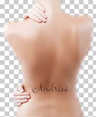 Laser Hair Removal Human Back Skin Care PNG