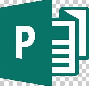 Microsoft Publisher Microsoft Office Publishing Computer Icons PNG