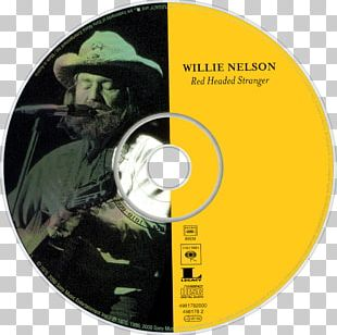 Red Headed Stranger Album Music Compact Disc PNG