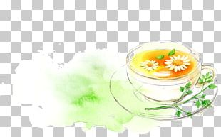 Flowering Tea Chrysanthemum Tea Green Tea PNG