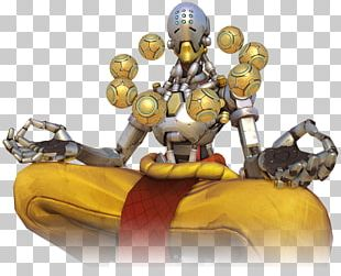 Characters Of Overwatch Video Game Zenyatta Blizzard Entertainment PNG