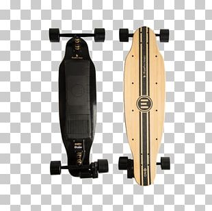 Longboard Electric Skateboard Bamboo Skateboards Electricity PNG